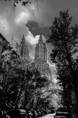Photography | San Remo Towers in Monochrome | Nick Psomiadis