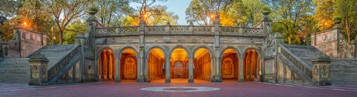 Photography | Bethesda Terrace | Nick Psomiadis