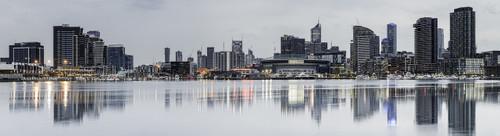 Photography   Winter Docklands II   Nick Psomiadis