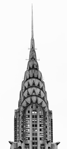 Photography | Deco Spire | Wide Format | by Nick Psomiadis