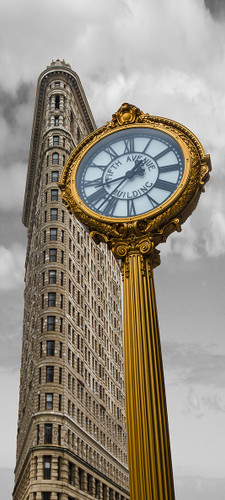 Photography | Flatiron Chronos | Wide Format | by Nick Psomiadis