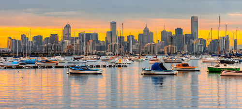 Photography | Williamstown Views |  Wide Format | by Nick Psomiadis