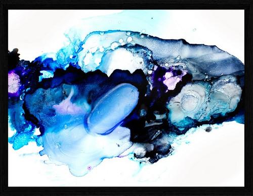 Modern Abstract   High Gloss Print   Print Decor