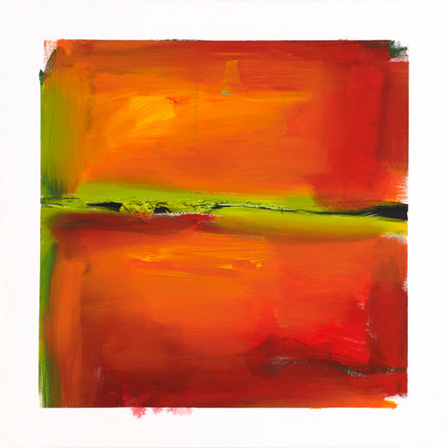 Jan Neil, Colour Hues Orange