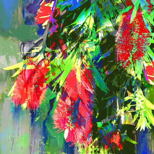 Jan Neil, Bottle Brush