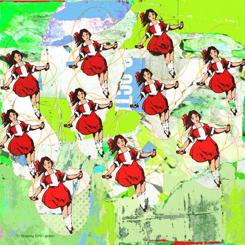 Jan Neil, Skipping Girls Ten Green