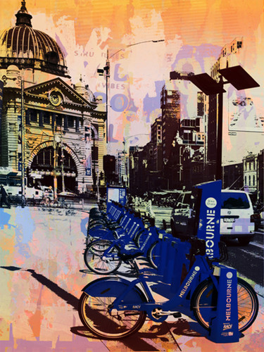 Jan Neil, Bike City Blue
