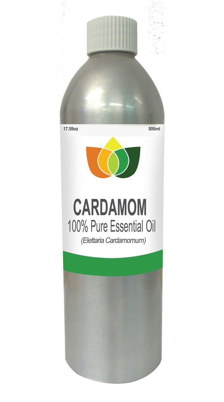 Cardamom Essential Oil Variations