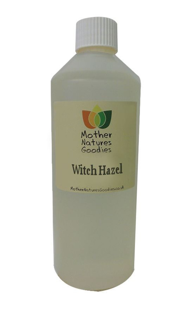 Witch Hazel - Alcohol Free - Distilled Hydrosol Astrongent Toner