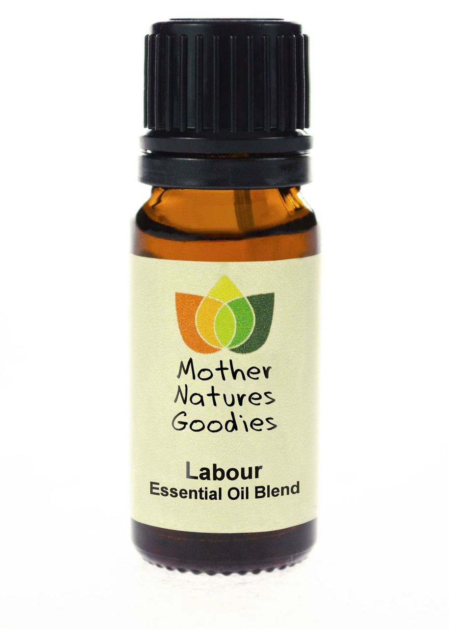 Labour Essential Oil Blend Pure Natural Therapeutic Aromatherapy