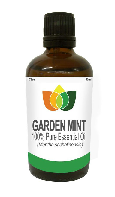 Garden Mint Essential Oil Variations