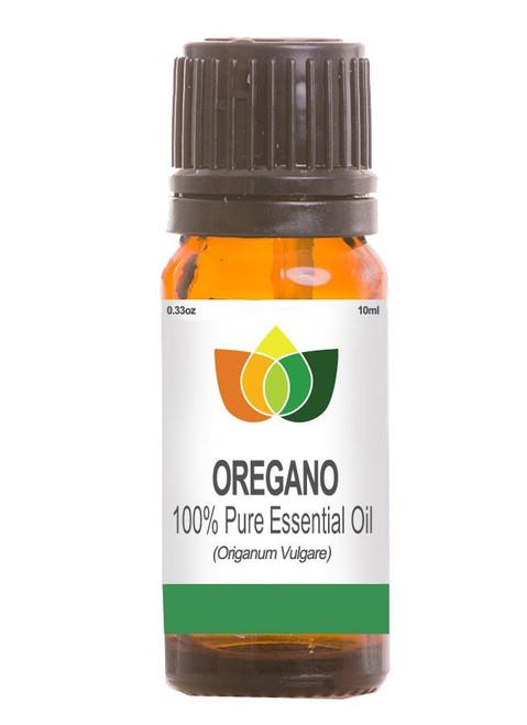 Oregano Essential Oil Variations
