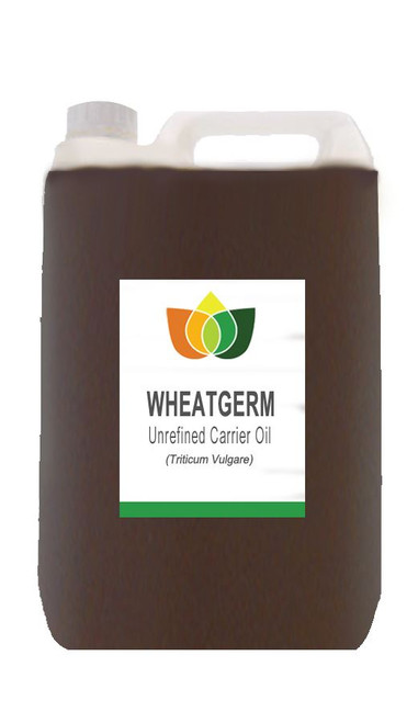 WHEATGERM OIL UNREFINED - Cold Pressed (Massage Carrier Base Aromatherapy)
