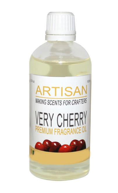 CHERRY FRAGRANCE OIL for Candles, Melts, Home Fragrance & PotPourri
