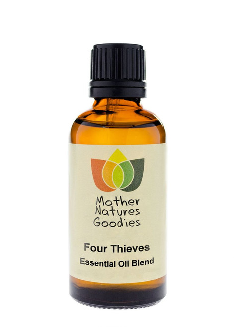 Four Thieves Essential Oil Blend Pure Natural Therapeutic Aromatherapy