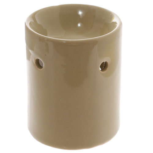 Oil Burner Small Ceramic Straight Sided