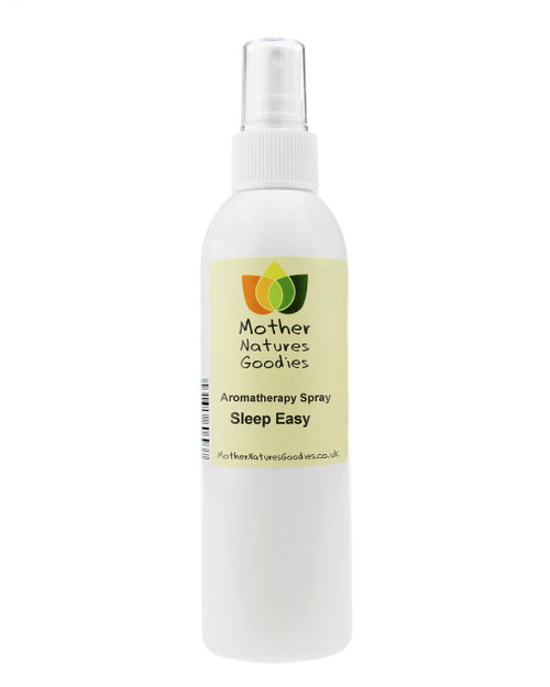 SLEEP EASY Aromatherapy Room & Body Spray (Natural Essential Oils) 200ml