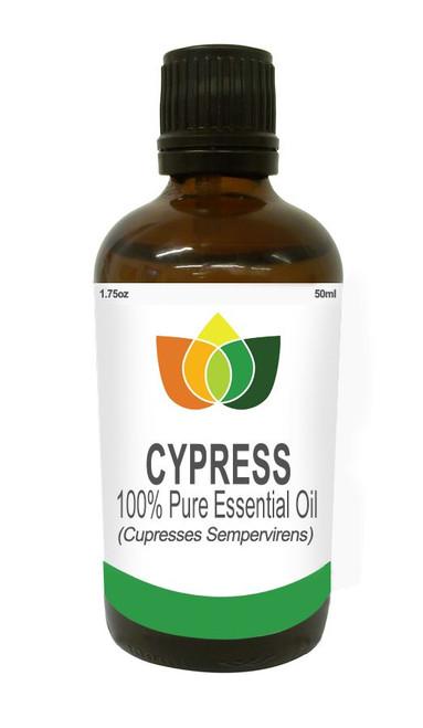 Cypress Essential Oil Variations