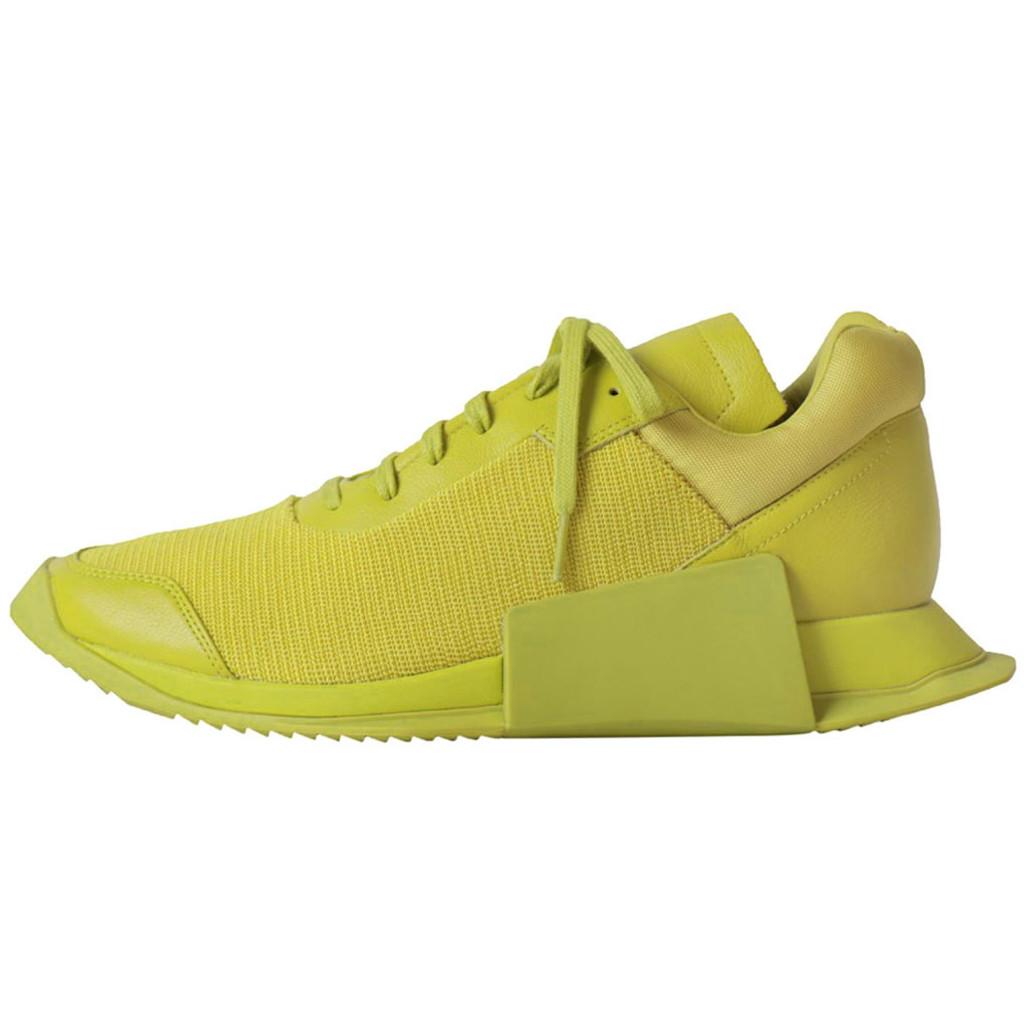 Neon Green New Runner Sneaker