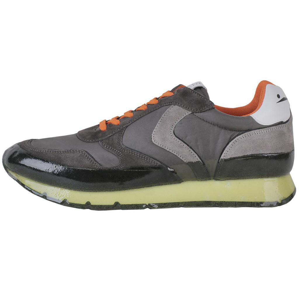 Lime Splash Power Sneaker