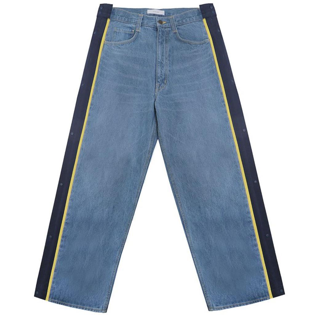Indigo Snap Away Jean