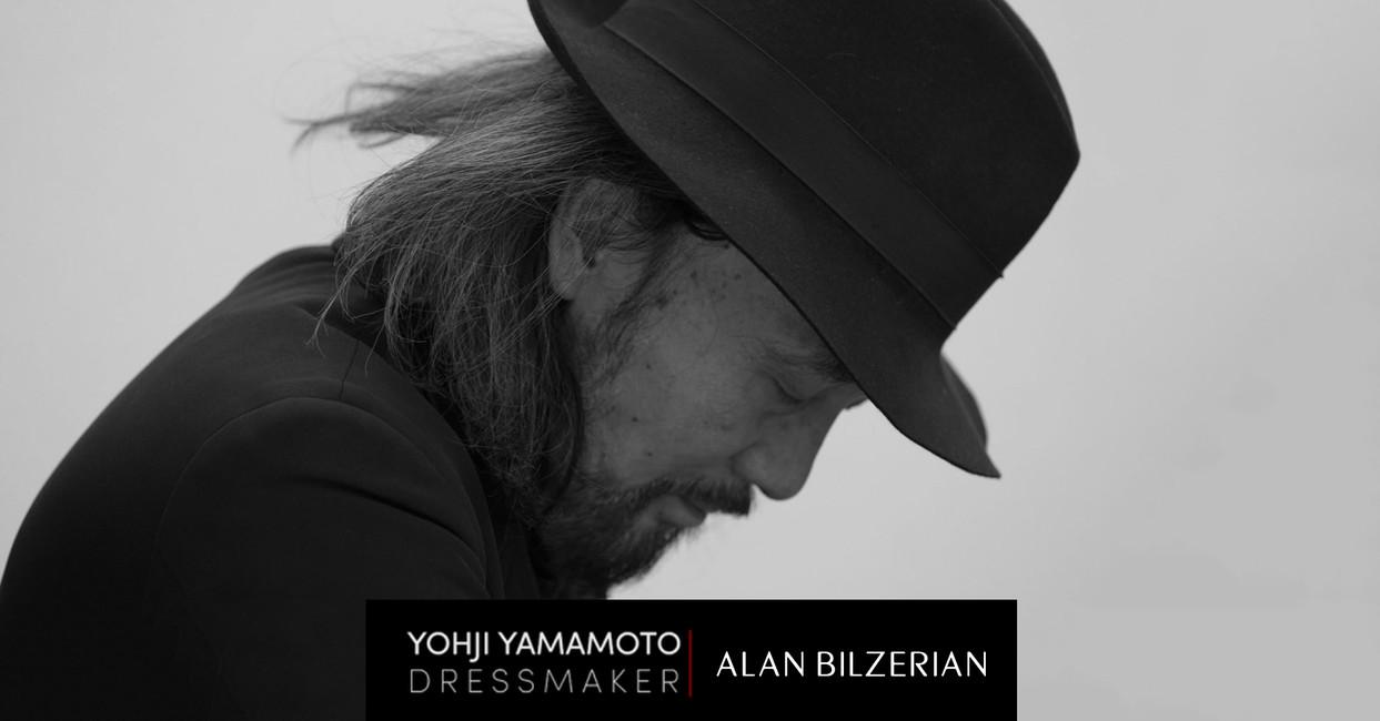 Alan Bilzerian and 'Yohji Yamamoto | Dressmaker'