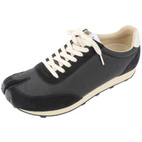Black Split Toe Sneaker