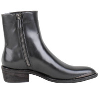 Black 'Rodeo' Ankle Boot