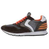 Olive & Orange Power Sneaker