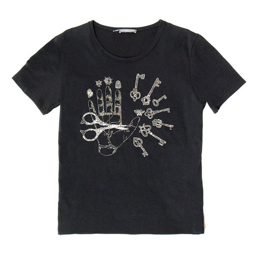 Magical Map Beaded Tee