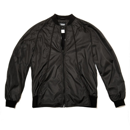 Lightweight Sporty Bomber Jacket