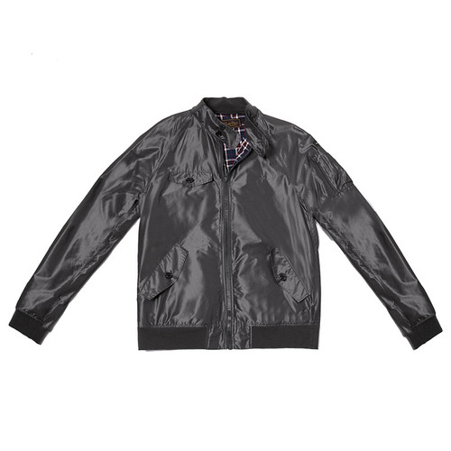 Pewter Flyer Jacket