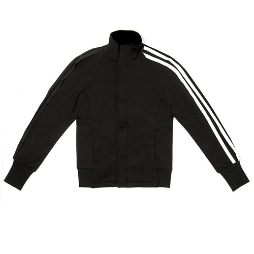3-Stripe Selvedge Matte Track Jacket