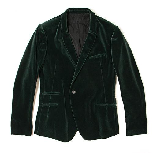 Classic Jacket, Nyssa Green