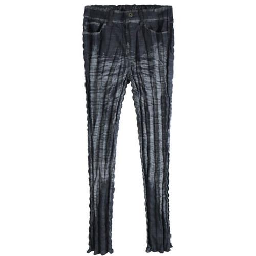 Blue Ikat Jeans