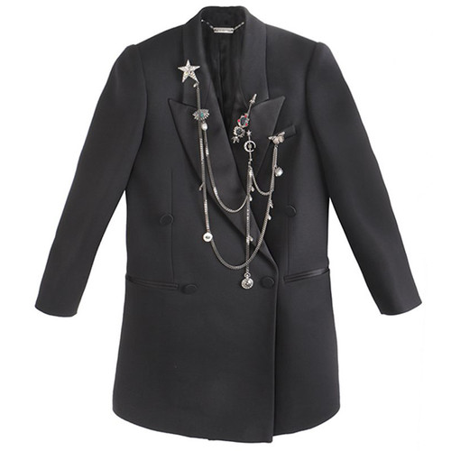 Charms' Peak Lapel Jacket