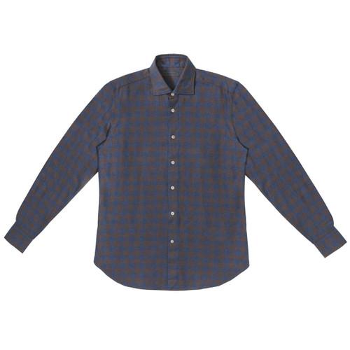 Navy & Dune Buffalo Plaid Shirt