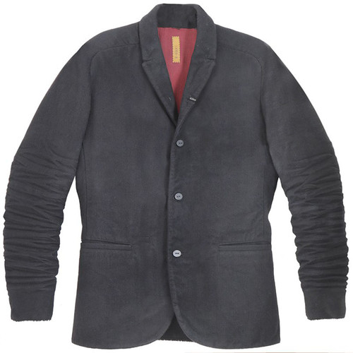 Black Light Wool Blazer