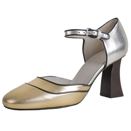 Metallics Mary Jane Shoe