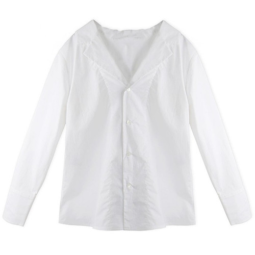 Lily White Long Sleeve Shirt