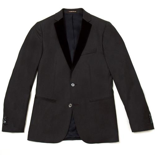Brown Velvet Tuxedo Suit