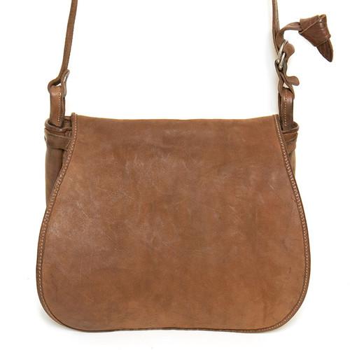 Khaki Mailbag Messenger Bag