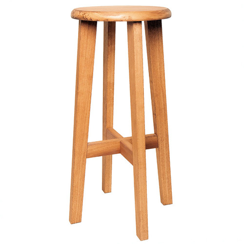 Wooden Poplar Stool