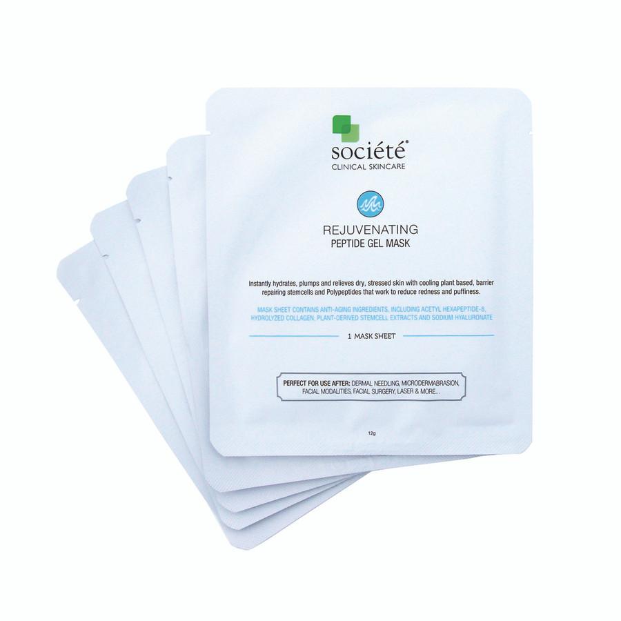 Societe Peptide Rejuvenating Mask Box of 5