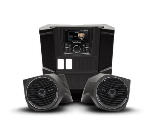 Stereo and front lower speaker kit for select RANGER®
