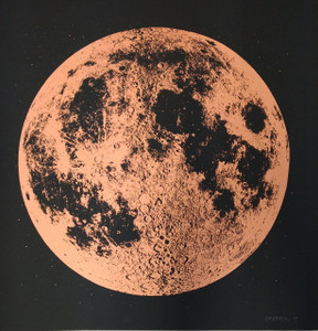 Copper Moon - Limited Edition Print