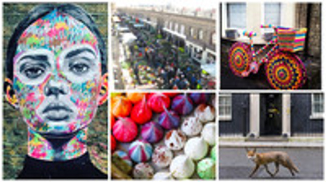 Show us your London. Shoot to win £100 on East End Prints vouchers! #mylondonlife