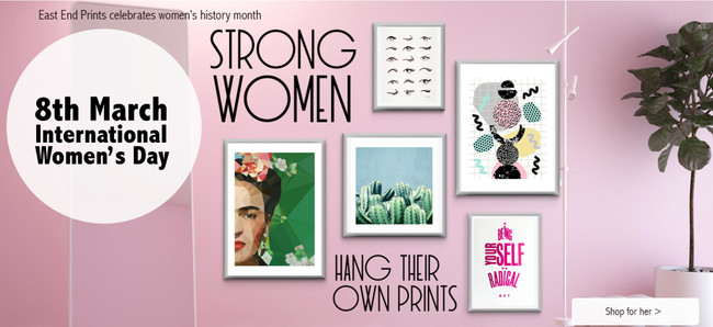 WOMENS HISTORY MONTH -Celebrating women illustrators, designers and artists!