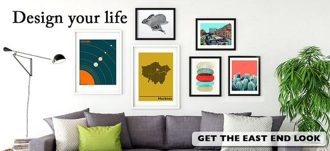 Design Your Life  -Get The East End Look!