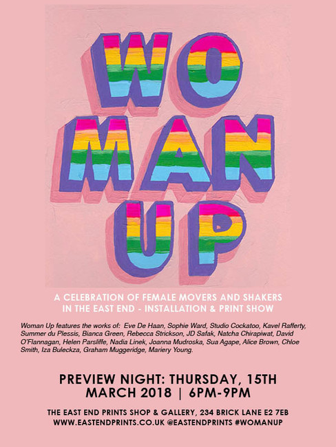 Woman Up -  The exhibition